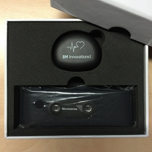 Heartrate strap Bluetooth BMi in box