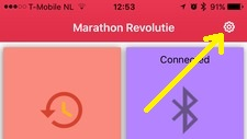 marathon revolutie main settings
